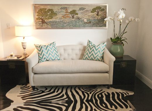 Ordinaire A Small Loveseat + Nook In The Bedroom Changes The Entire Vibe | D.L. Rhein