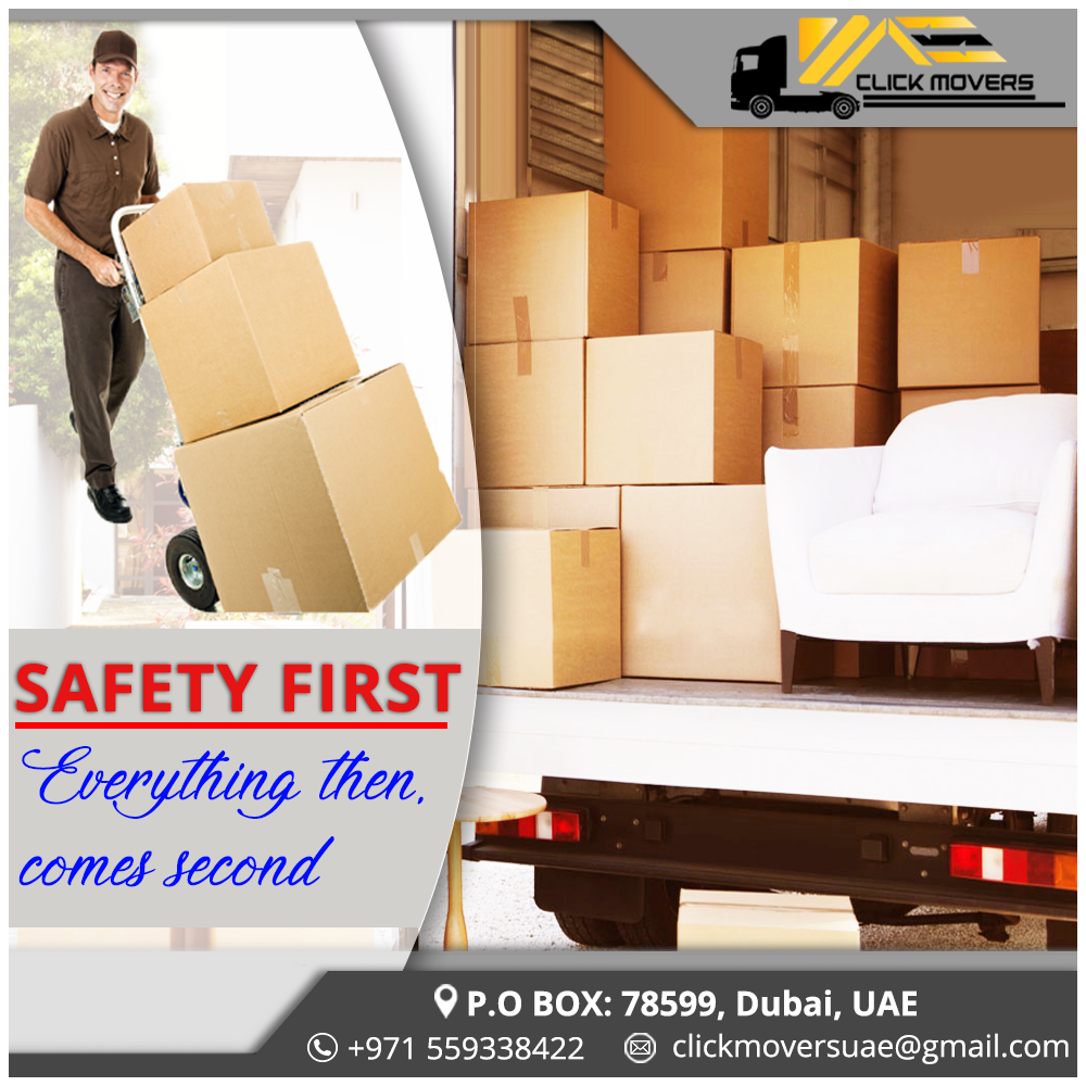 Safety First... Everything Then Comes Second !!! Click