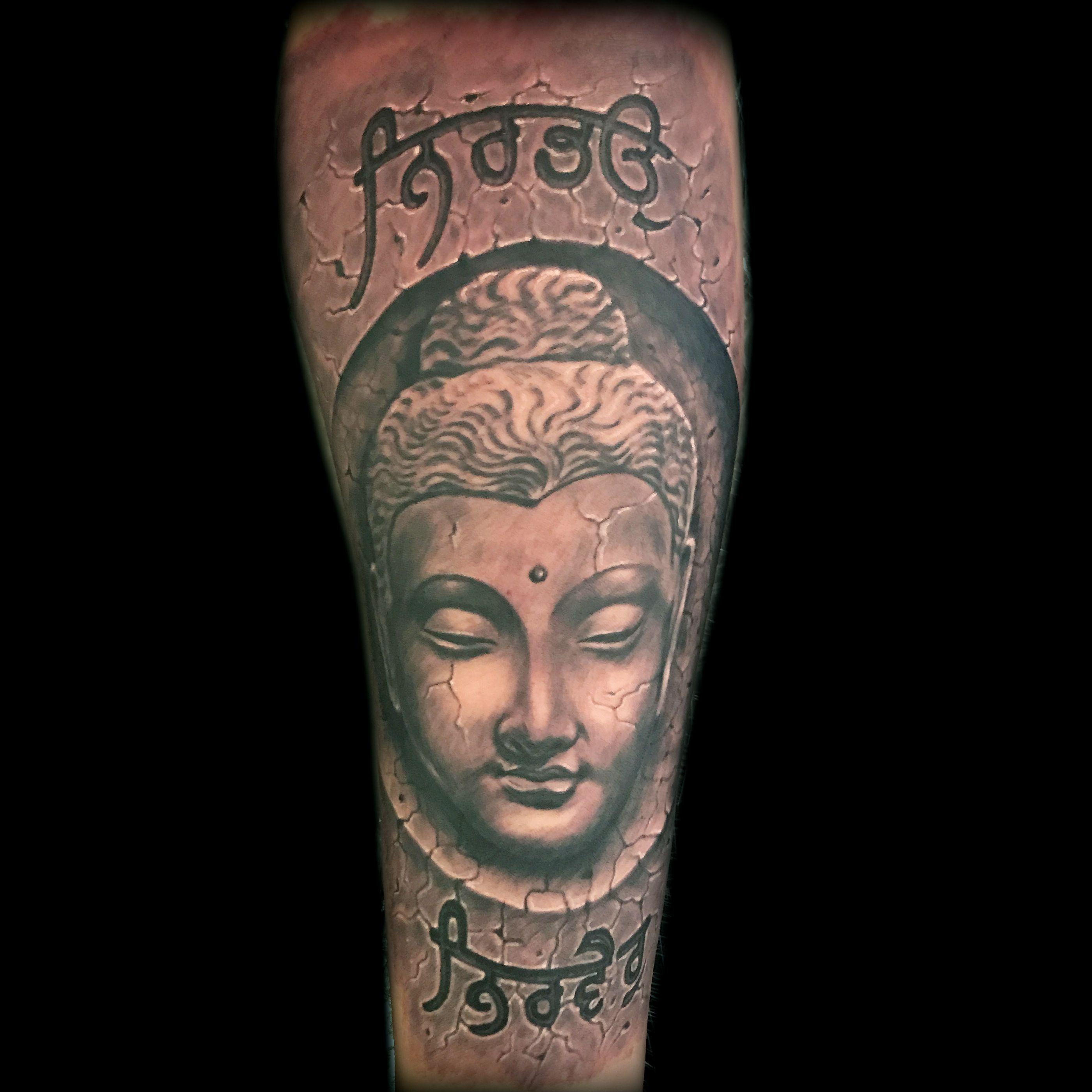 79680db4f Buddha tattoo, 3d tattoo, 3d stone tattoo, realistic tattoo, meditation  tattoo, realistic buddha tattoo, 3d buddha tattoo, san francisco tattoo  parlor