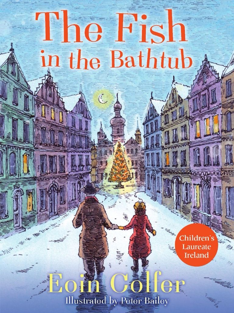 the fish in the bathtub by eoin colfer kidlit childrensbook