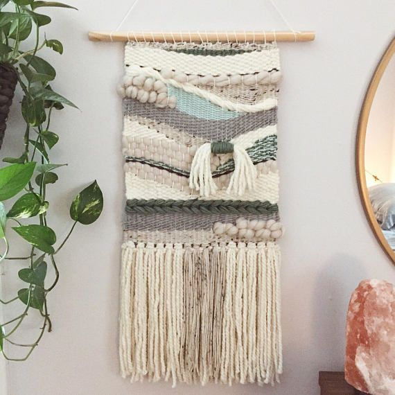 Pin By Dana Dukes On Woven Wall Hangings Woven Wall Hanging