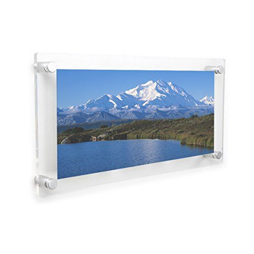 Auto Slideshow /& Adjustable Interval Plug and Play Wall-mountable 10 inch Digital Photo Frame with Remote Control High Resolution 1024x600 Wide LCD Screen