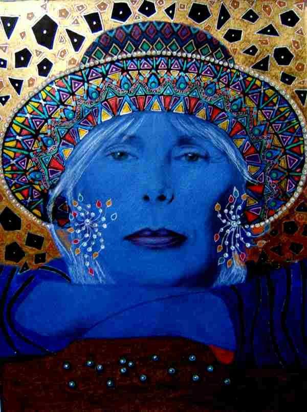 joni mitchell paintings - Buscar con Google | Artist ...