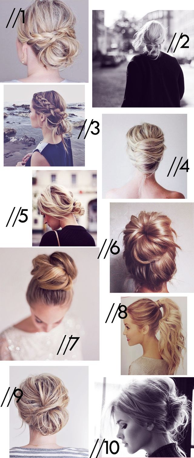 Inspiration 10 Ideer Til Din Nytarsfrisure Acie New Year S Eve Hair Hair Styles New Year Hairstyle