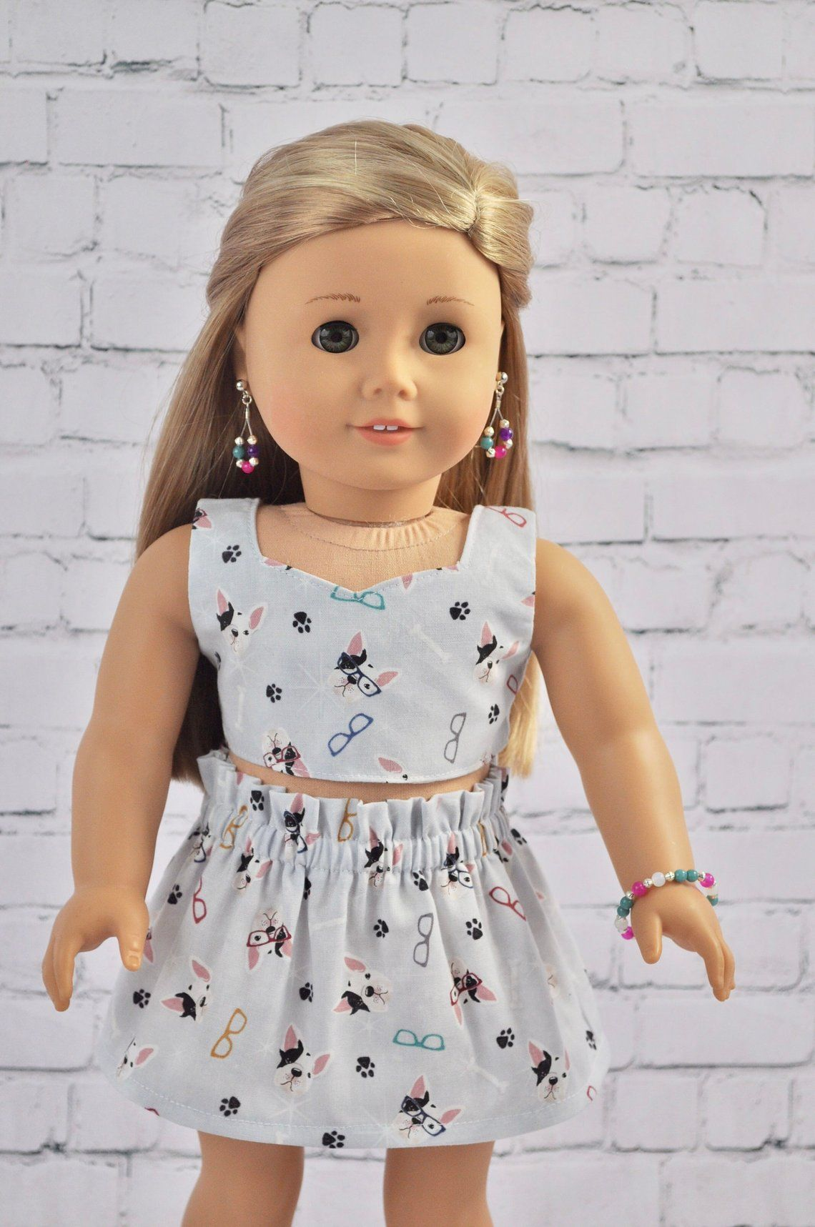 dolls NEW American Girl Sunshine Garden Outfit for 18 in Doll Not included!
