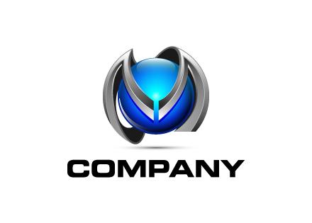 M Ball Logo Design Logo Design Make Your Own Logo Logos