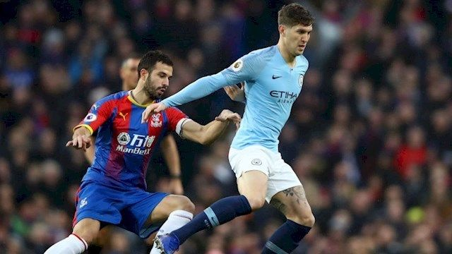 Crystal Palace vs Manchester City Highlights Link: https ...