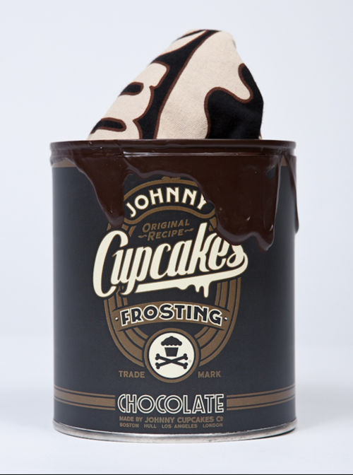 #johnnycupcakes #clothing #frosting #packaging