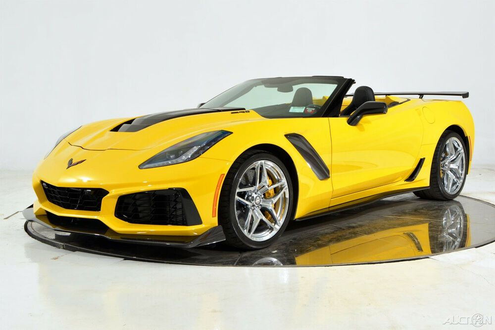 Ebay Advertisement 2019 Chevrolet Corvette Zr1 2019 Zr1 Used 6 2l V8 16v Automatic Rwd Convertible Premium Bose Corvette Zr1 Chevrolet Corvette Chevrolet