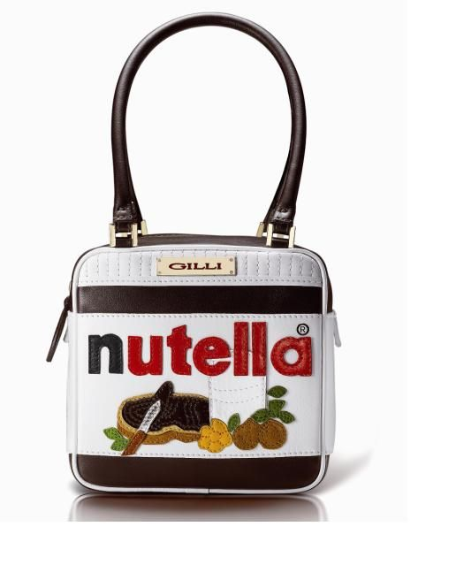 Nutella Bag Novelty Handbags Bags Cute Purses And Unique