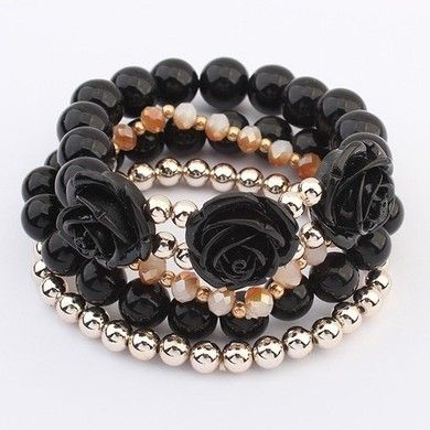 f52d3446f23d Pulseras - maxicollares Peru lima venta por mayor y menor de collares  aretes anillos relojes pulseras brazaletes en Fantasía Fina Acero Oro