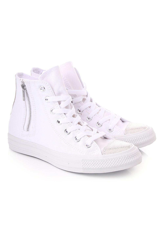 converse hi top silver toe detail - whitehttps   www.blueberries-online 8aad9993f
