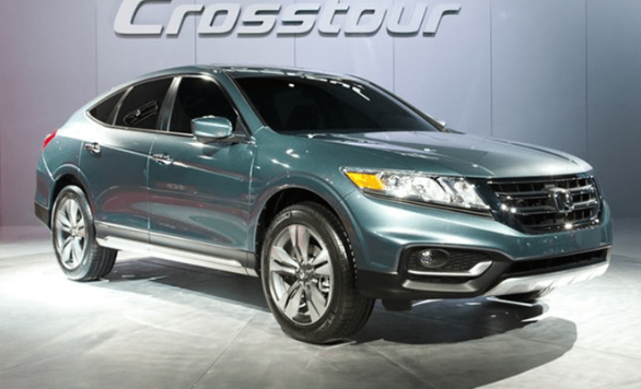 2020 Honda Accord Crosstour Price, Exterior, Interior