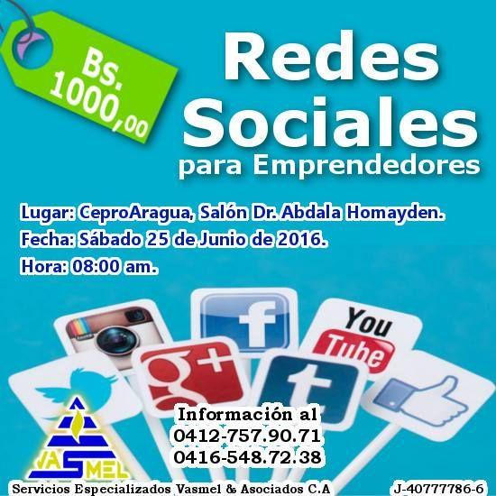Sábado 25 de Junio Inversión 1000Bs.  Informacion al 0412-757.90.71 / 0416.548.72.38 Confirma tu asistencia y aprovecha 2 cupos por el precio de 1. #Maracay #Aragua #RedesSociales