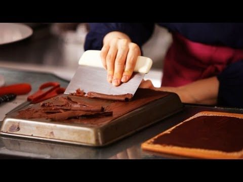 how to make chocolate pastry cake