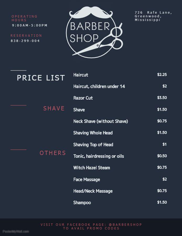 33++ David salon haircut price trends