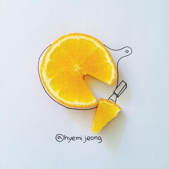 Fabuleux hyemi-jeong-illustrations-dessins-detournement-objets-06  FJ91