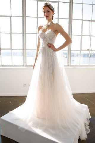 Romantisch oder puristisch: Welches Brautkleid passt perfekt zu ...