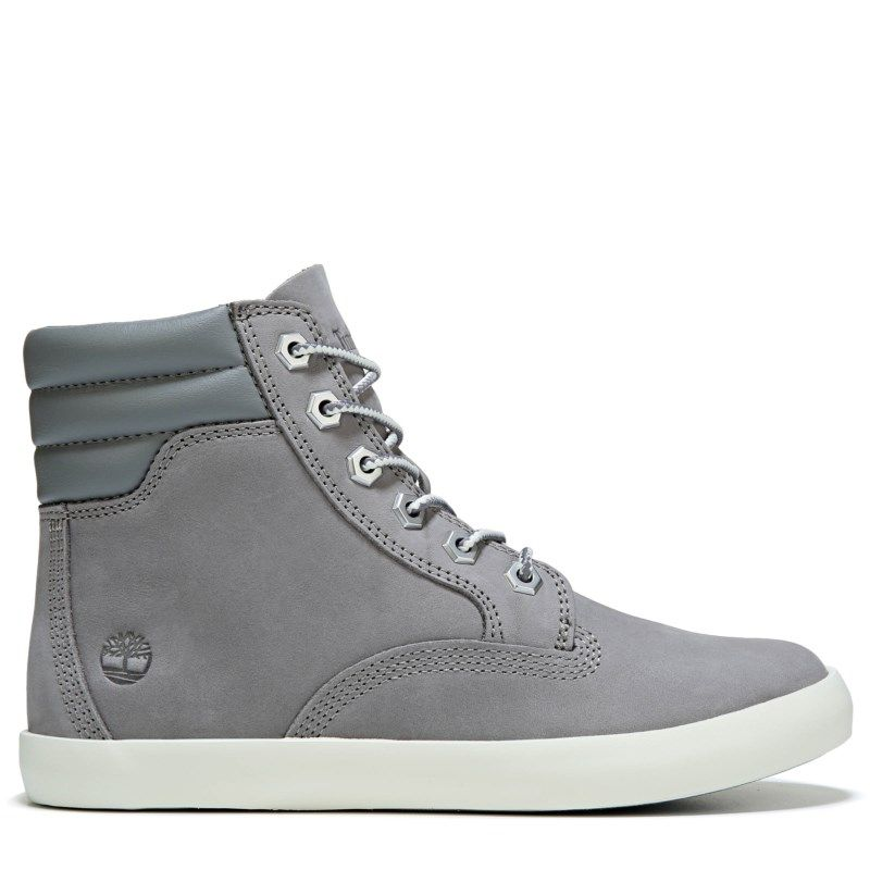 f552764314 Timberland Women s Dausette Lace Up Sneaker Boots (Grey) in 2019 ...