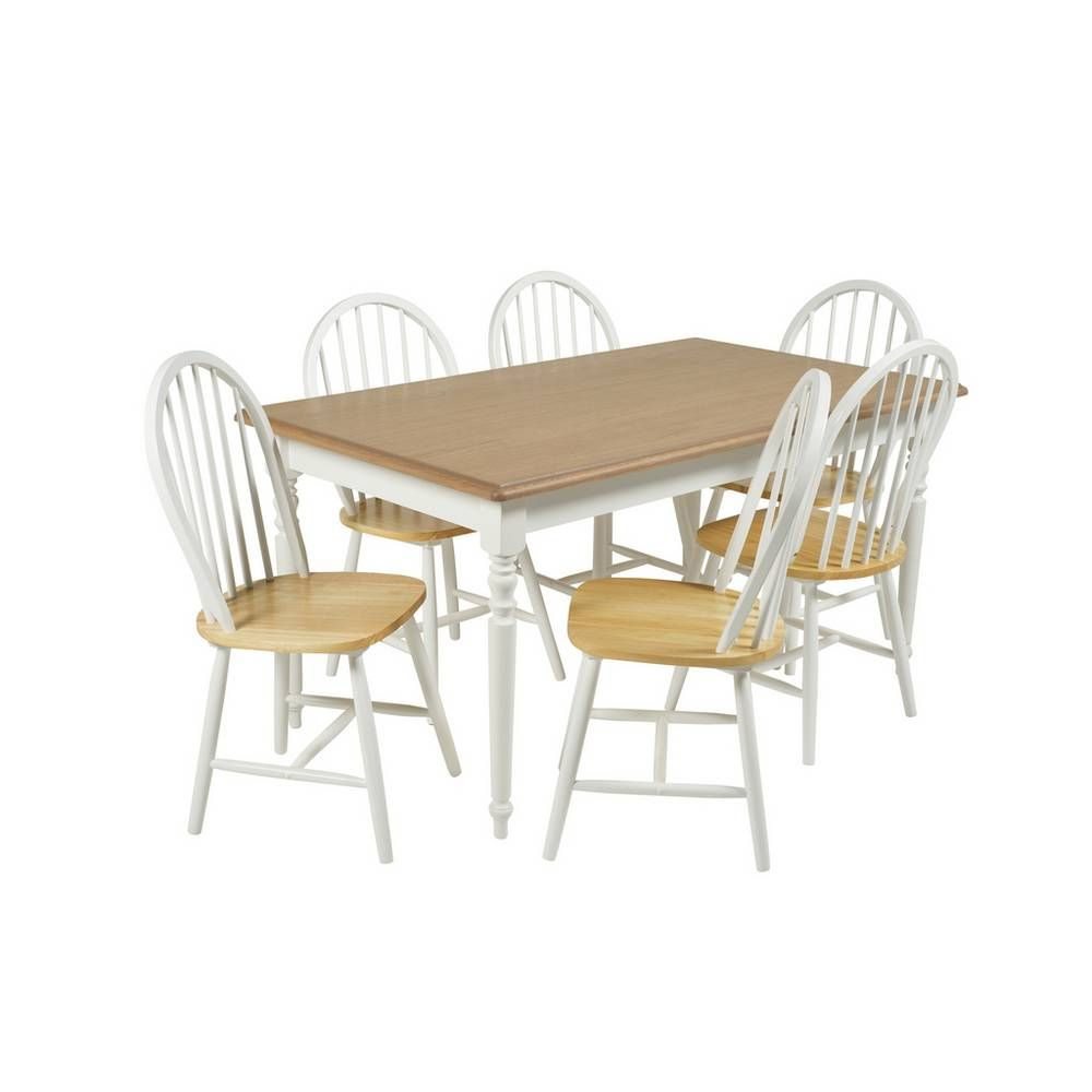Buy Argos Home Le Marais Oak Veneer Table 6 Kentucky Chairs Dining Table And Chair Sets Argos In 2020 Argos Home Table And Chair Sets Dining Table [ 1000 x 1000 Pixel ]