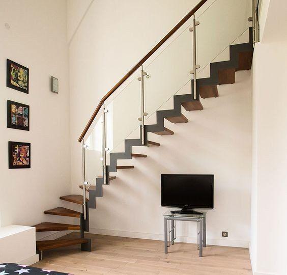 Epingle Sur 樓梯