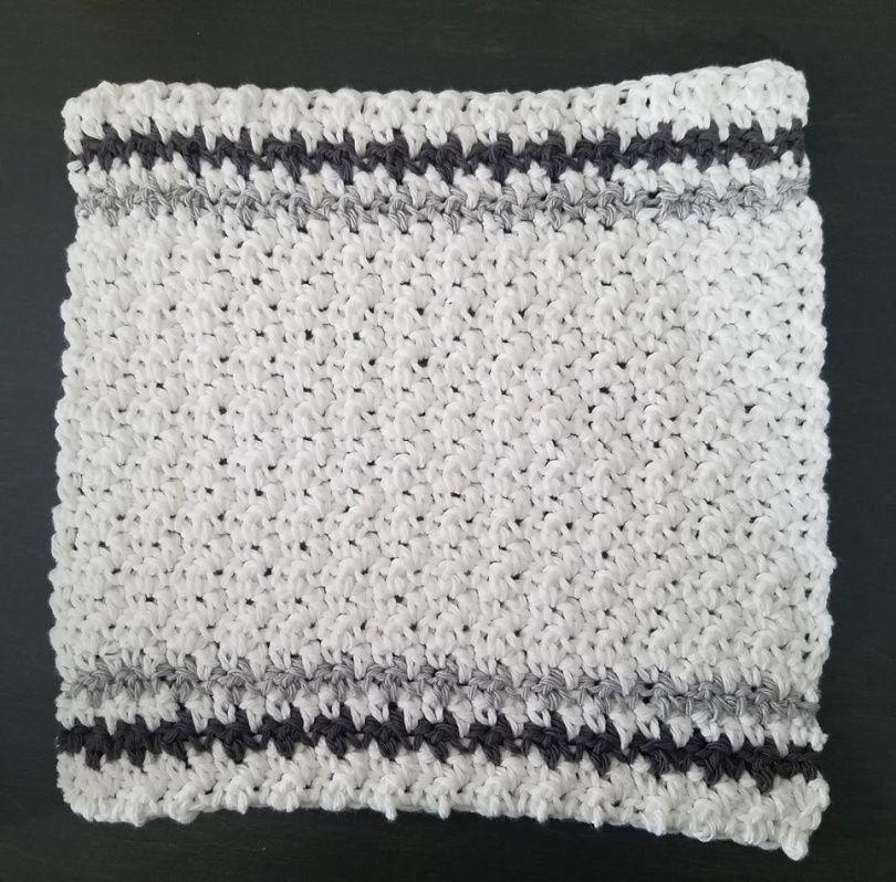 Griddle Stitch Dishcloth | Kitchen Crochet | Pinterest | Hand towel ...