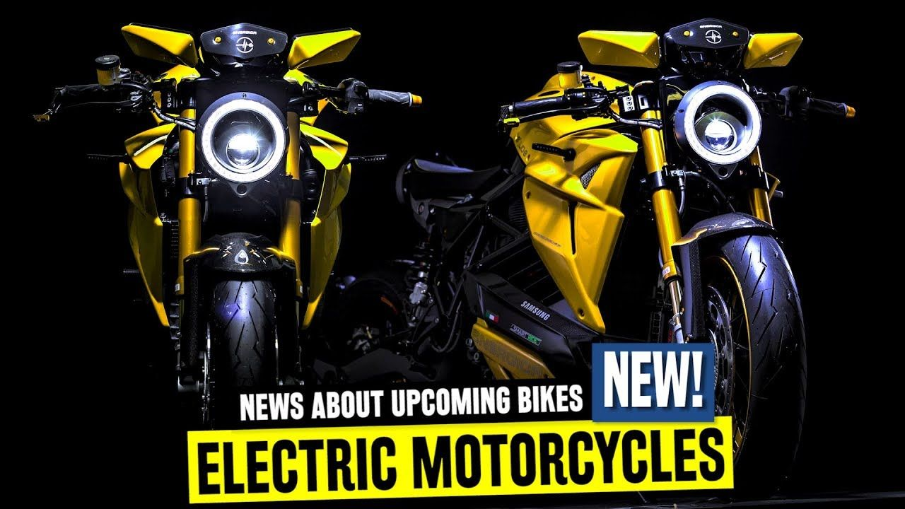 Top 10 Upcoming Electric Motorcycle News For 2019 Ft Soco Tc Max