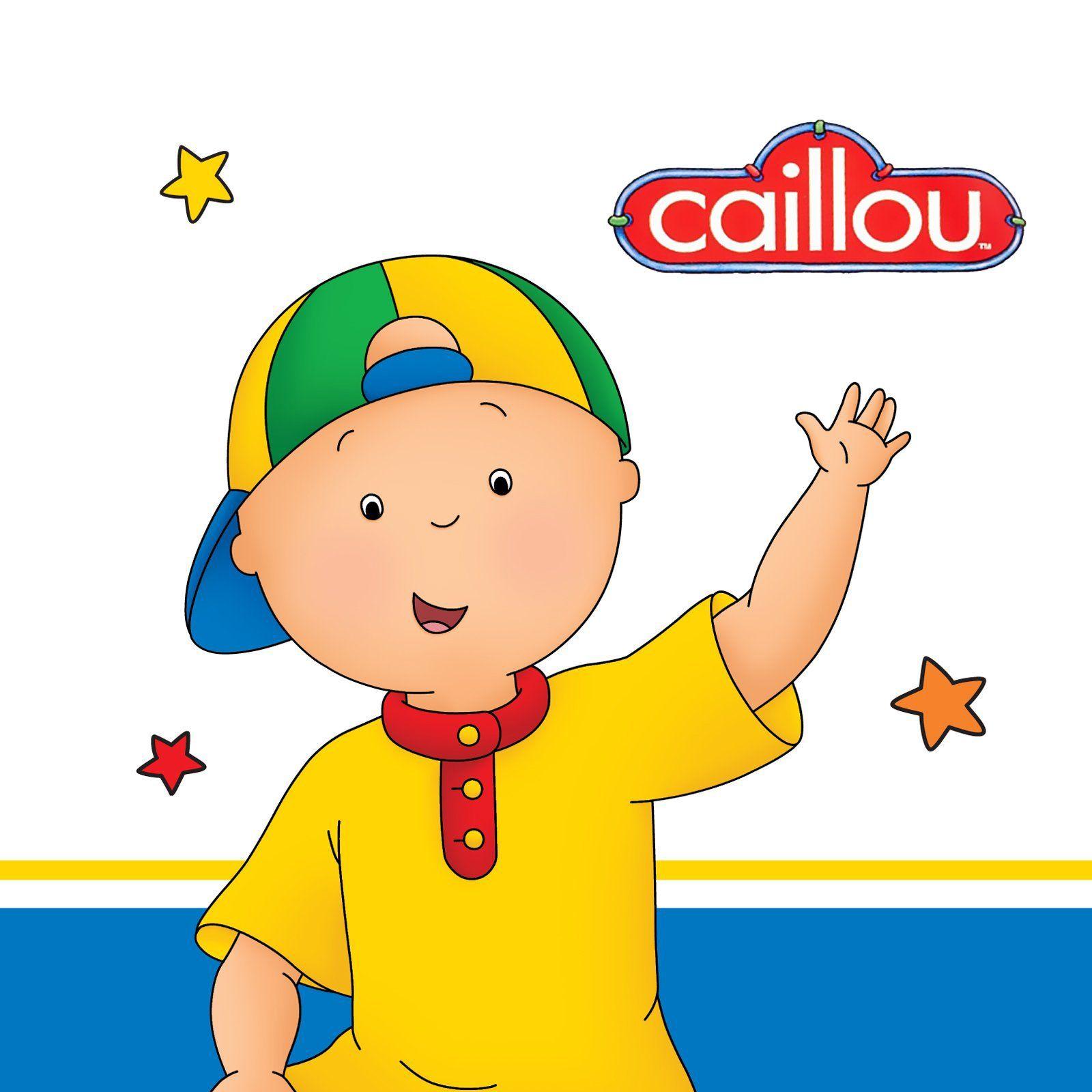Cuando era niña, yo veía Caillou con mi hermana. Yo no creía que ...