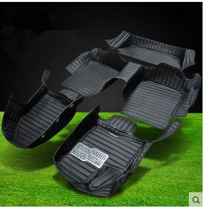 Special Floor Mats For Ford Explorer 7seats 2017 Non Slip Waterproof Carpets