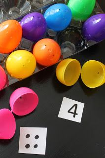 50 kid activities for real and plastic Easter eggs