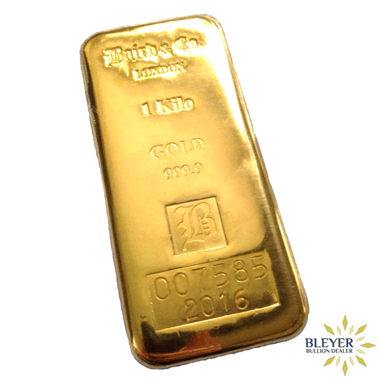 1kg Baird Co Cast Gold Bar Gold Bar Today Gold Rate Gold Rate Chart