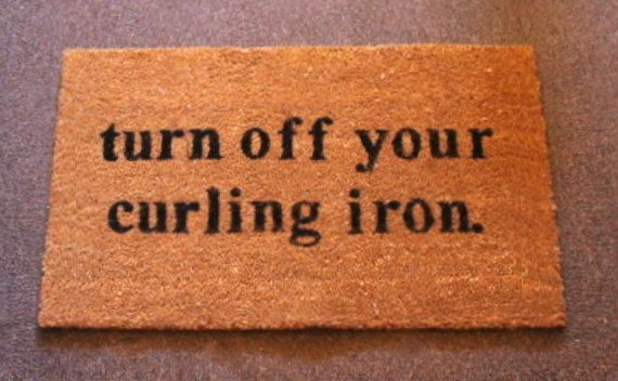 Brilliant And Hilarious Doormat Accessorize Your Life