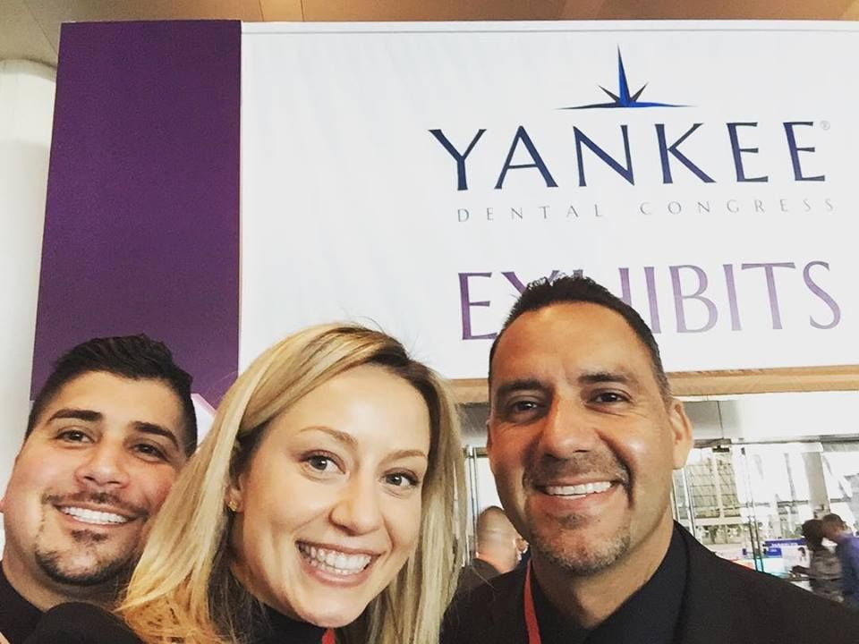 CPS at the Yankee 2016 #CPS #training #Invisalign