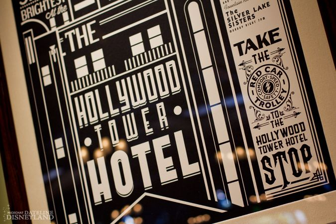 Hollywood Tower Hotel - new placemaking at Disney California Adventure