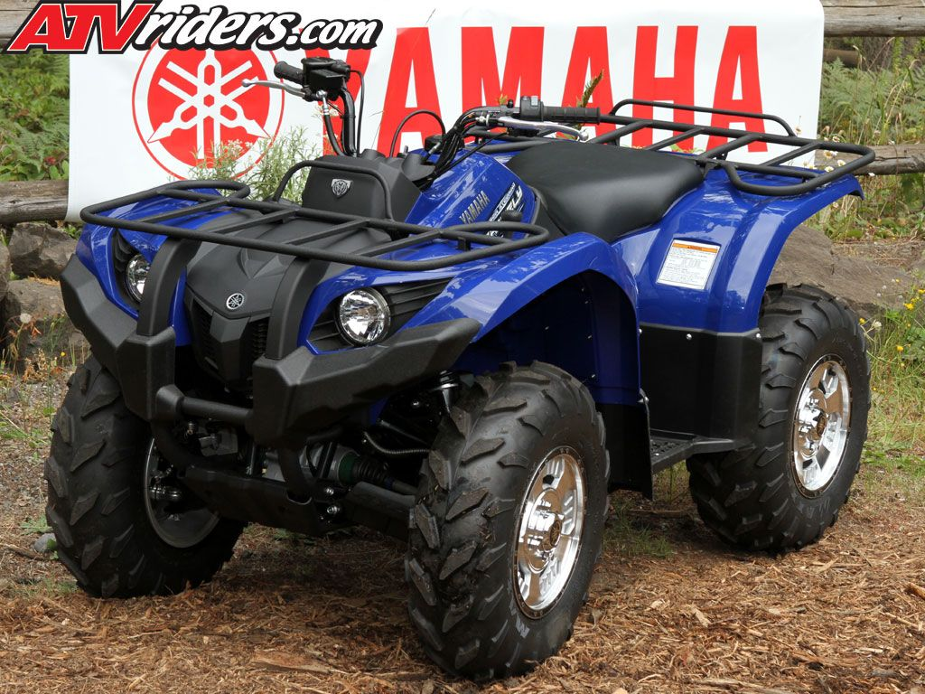 Yamaha Grizzly 450 EPS | 4-Wheelers & Snowmobiling | Pinterest