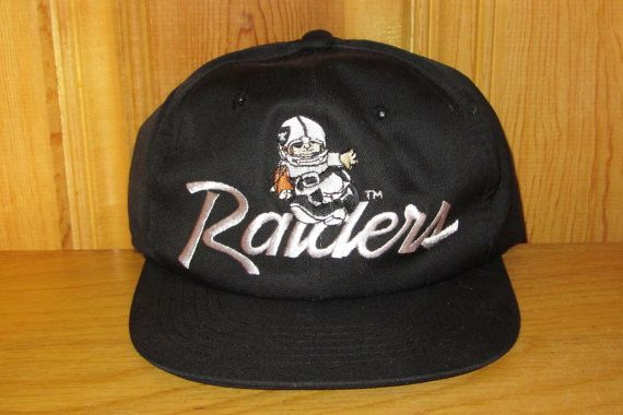 d7e214f2876 Los Angeles RAIDERS Original Vintage 90s  YOUTH Size  Sports ...