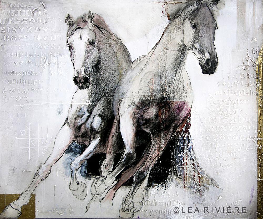 toile de Léa Rivière - Léa Rivière\'s painting .©Léa Rivière toute ...