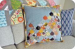 Another Quilt pillow!