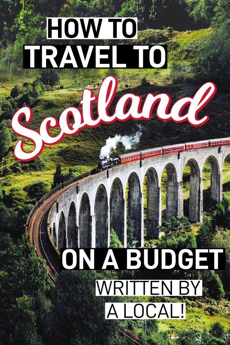 Wie man mit kleinem Budget nach Schottland reist (Geschrieben von einem Schotten!)