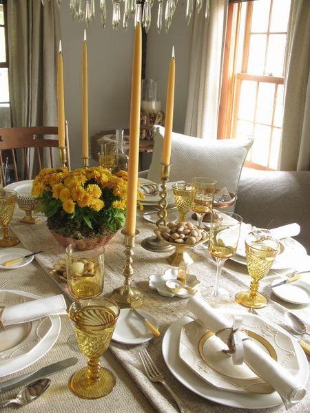25 Beautiful Yet Easy DIY Thanksgiving Centerpiece Ideas