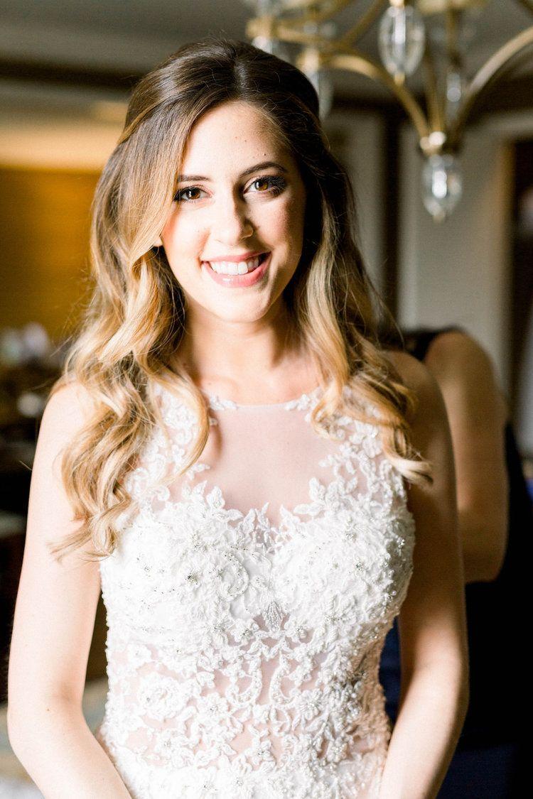 Bridal portrait Romantic Fairytale wedding at the Omni