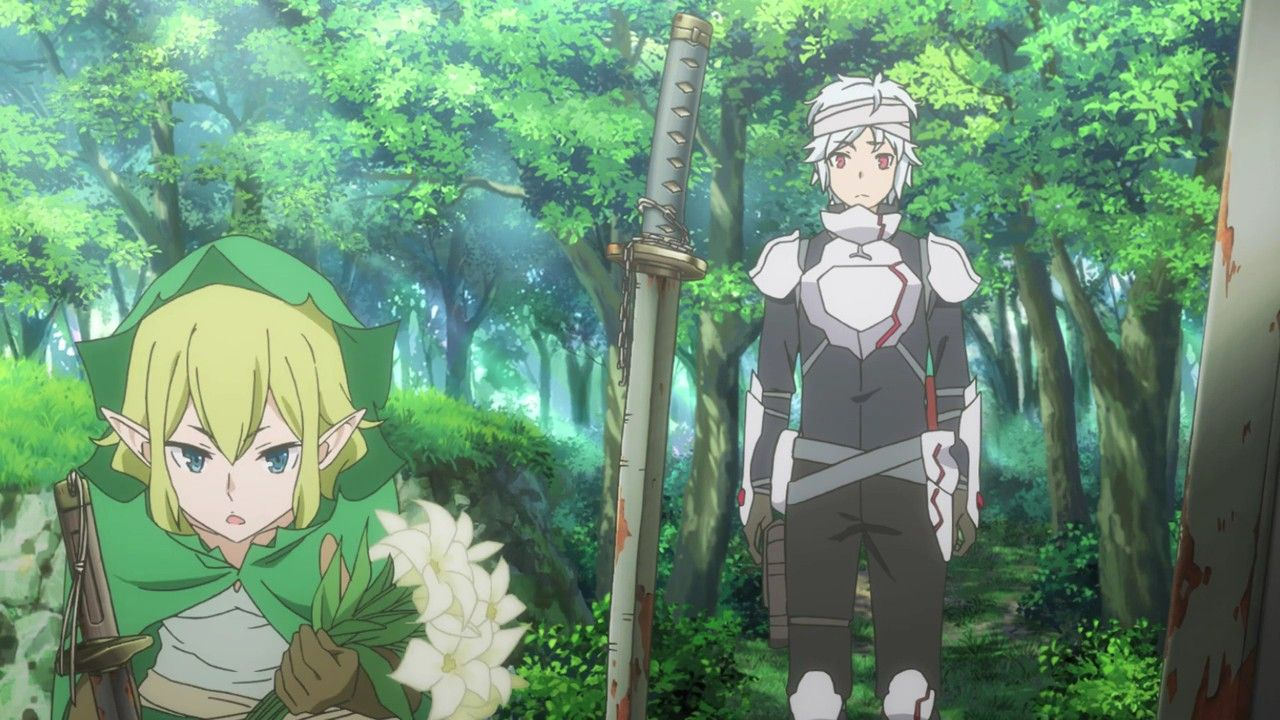 Episode 12 Show | Evil Intentions #Danmachi #Crunchyroll #anime