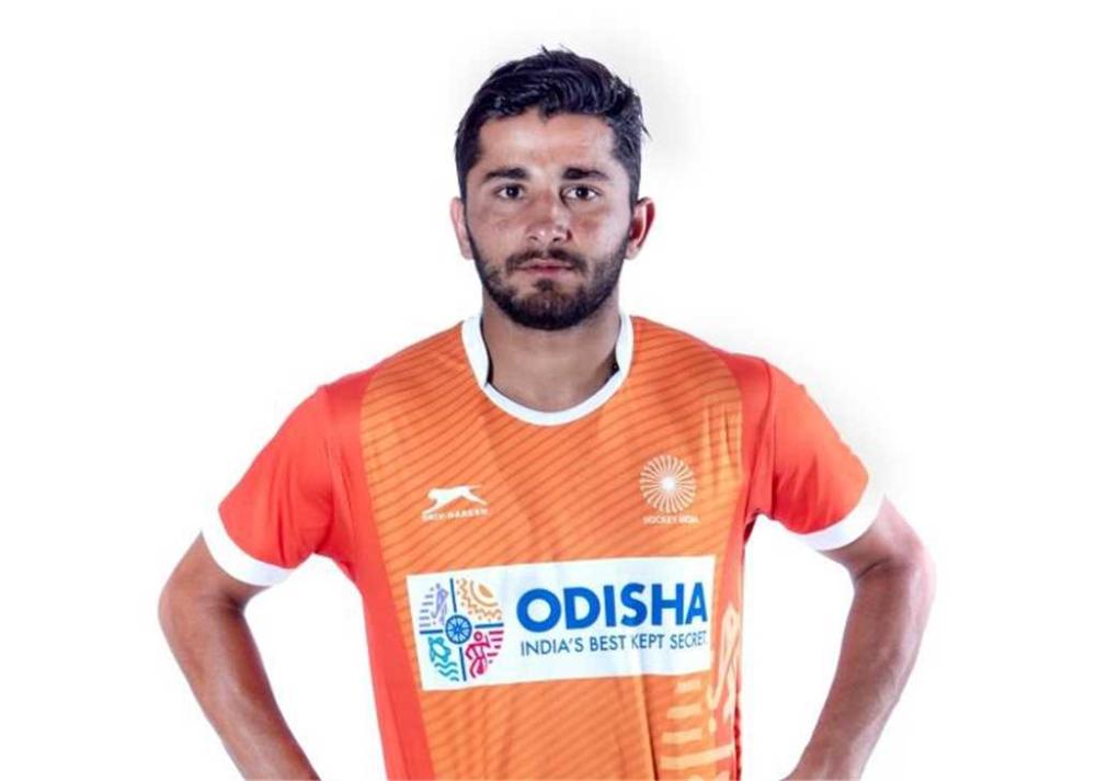Sandeep Singh Is My Biggest Inspiration Says Dragflick Sensation Mandeep In 2020 Sports Tournaments Hockey India League Cricket Sports