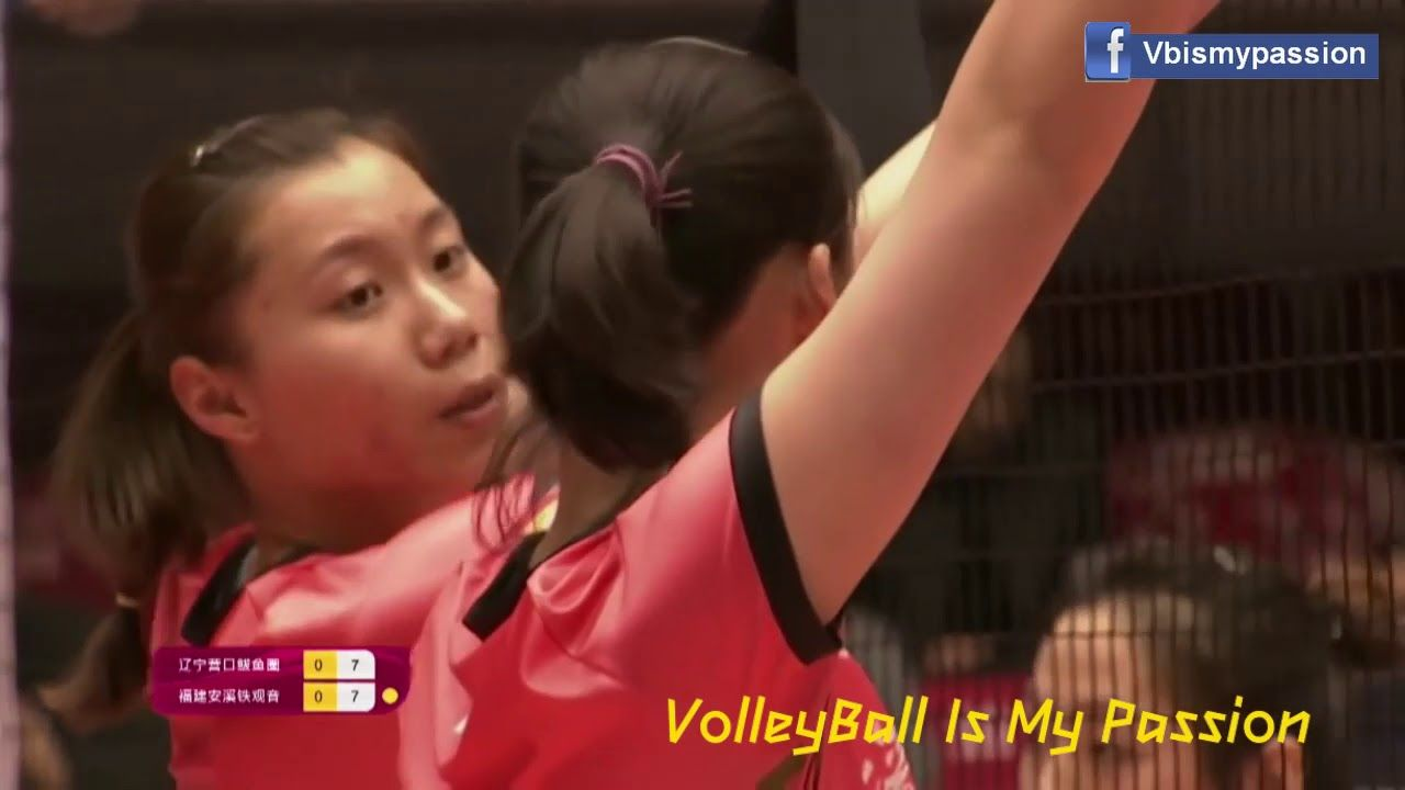 Hd Liaoning Vs Fujian 25 12 2018 China Women Volleyball League 2018 2019