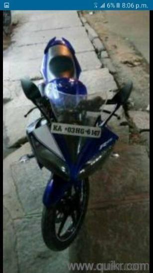yamaha YZF R15 for sale in RajajiNagar, Bangalore Bikes & Scooters