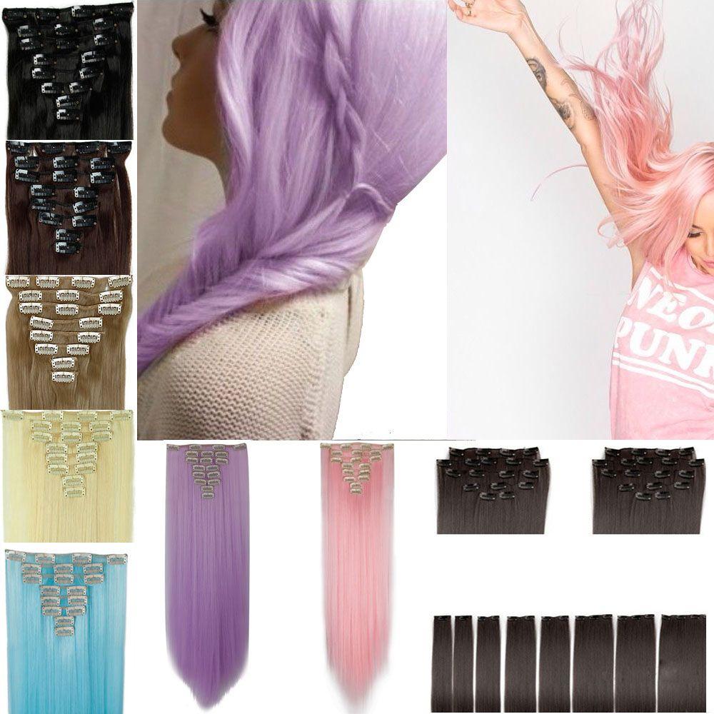 Popular Purple Hair Extension Buy Cheap Purple Hair Extension Lots