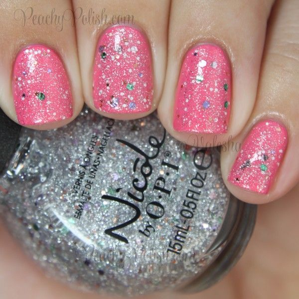 Nicole by OPI: Summer 2014 Seize The Summer Collection Swatches and Review