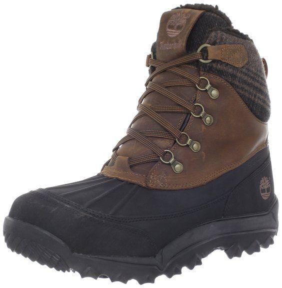 b69aeb88f88 Amazon.com: Timberland Men's Rime Ridge Waterproof Boot: Timberland ...