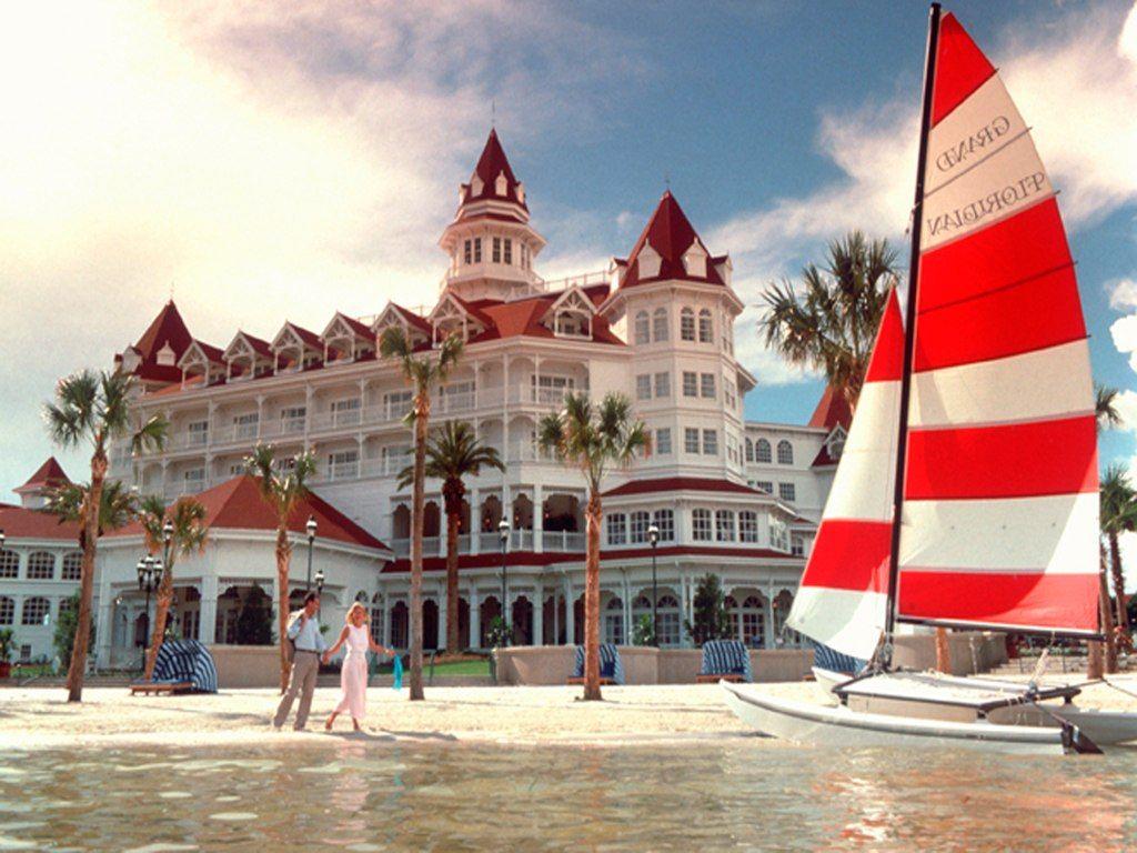 disney's grand floridian resort & spa, lake buena vista | conde