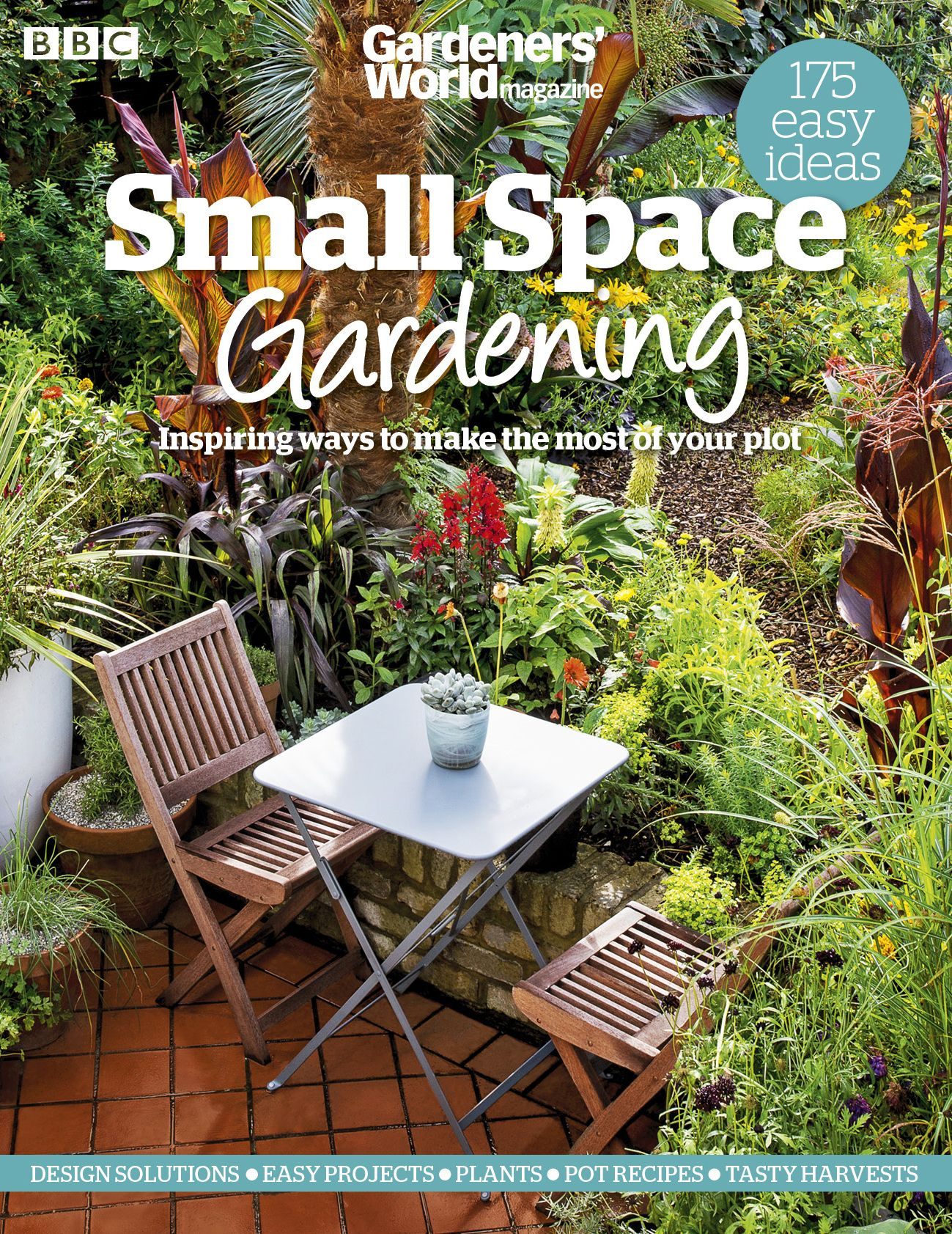 10 Ideas For Gardening In Small Spaces, Most of the ...